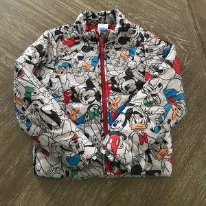DisneyStore Puffy Jacket